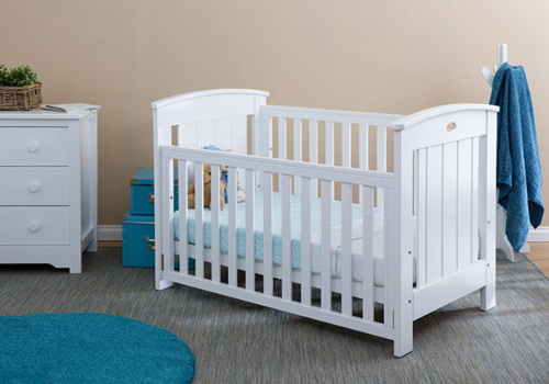 Casa Cot Bed (Dropside) (Pre-order for Late June Delivery)
