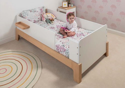 Natty Guarded Single Bed (Pre-order for Late June Delivery)