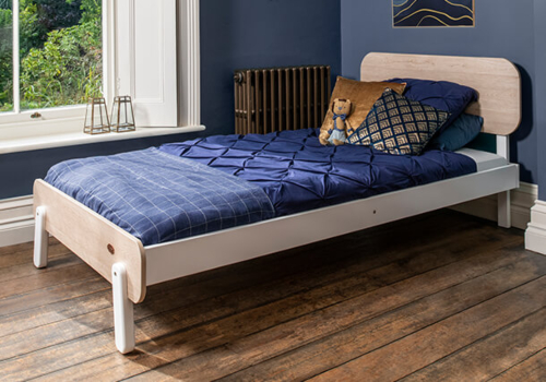 Natty King Single Bed