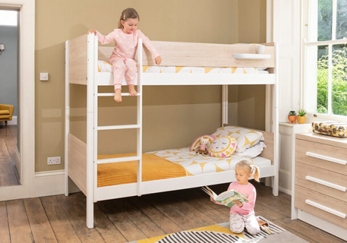 Natty King Single Bunk Bed (Pre-order for Late June Delivery)