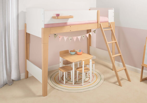Natty Single Loft Bed