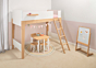 Natty Single Loft Bed (Pre-order for Late June Delivery)