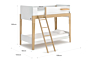 Natty Single Bunk Bed