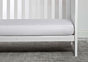 Cot Bed Fitted Mattress Protector (132cm x 70cm)