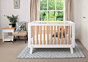 Turin Cot Bed 2 Piece Nursery Furniture Set