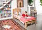 Casa Single Bed & FREE Foam Mattress