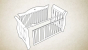 Boori Sleigh Royale Cot Bed - Animated assembly guide