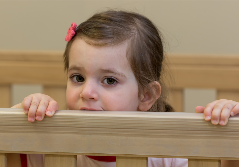 Munch Flexi Cot Teething Rail