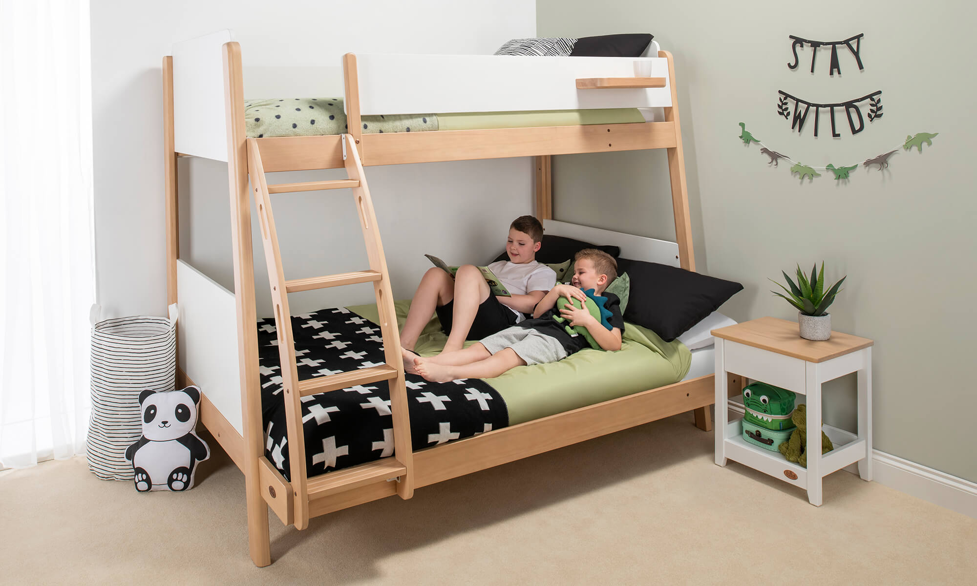 Product_Page_Lifestyles_1000_x_600_Natty_Long_Maxi_Bunk_Bed_White_Almond__2x