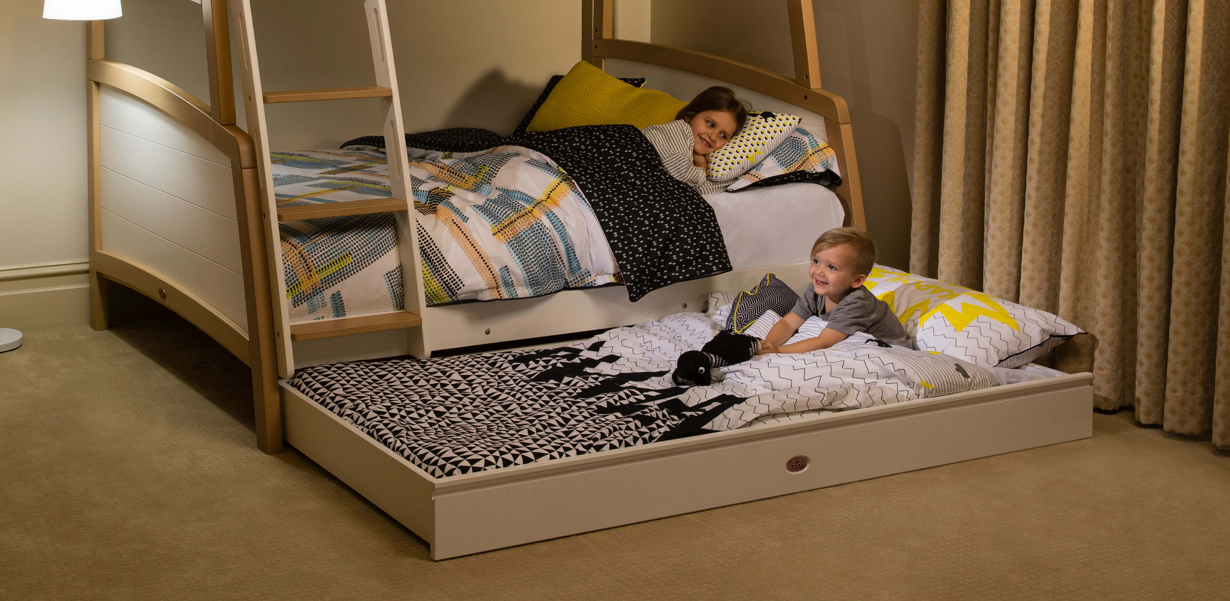 Trundle Bed in sleep mode