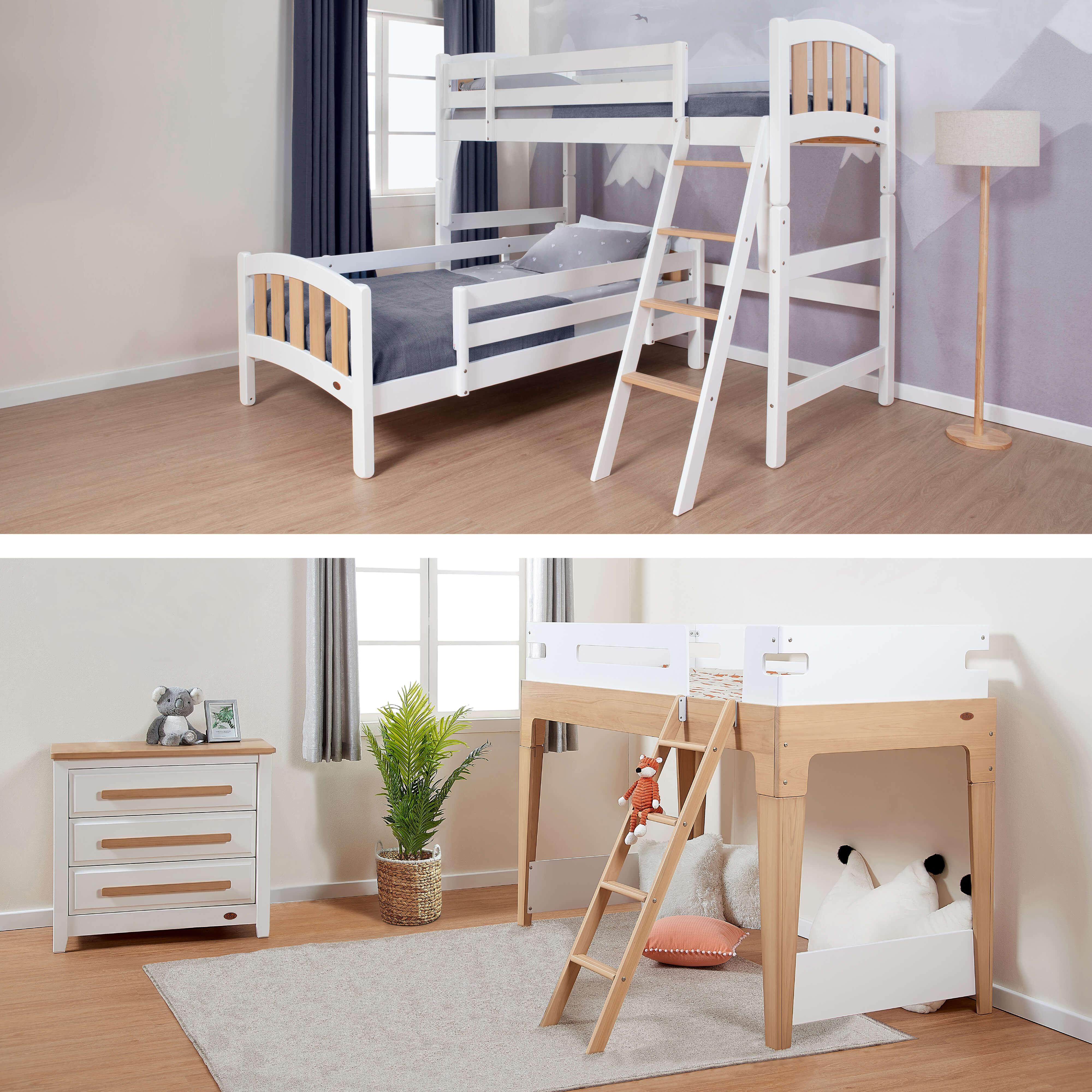 Loft beds lifestyle images