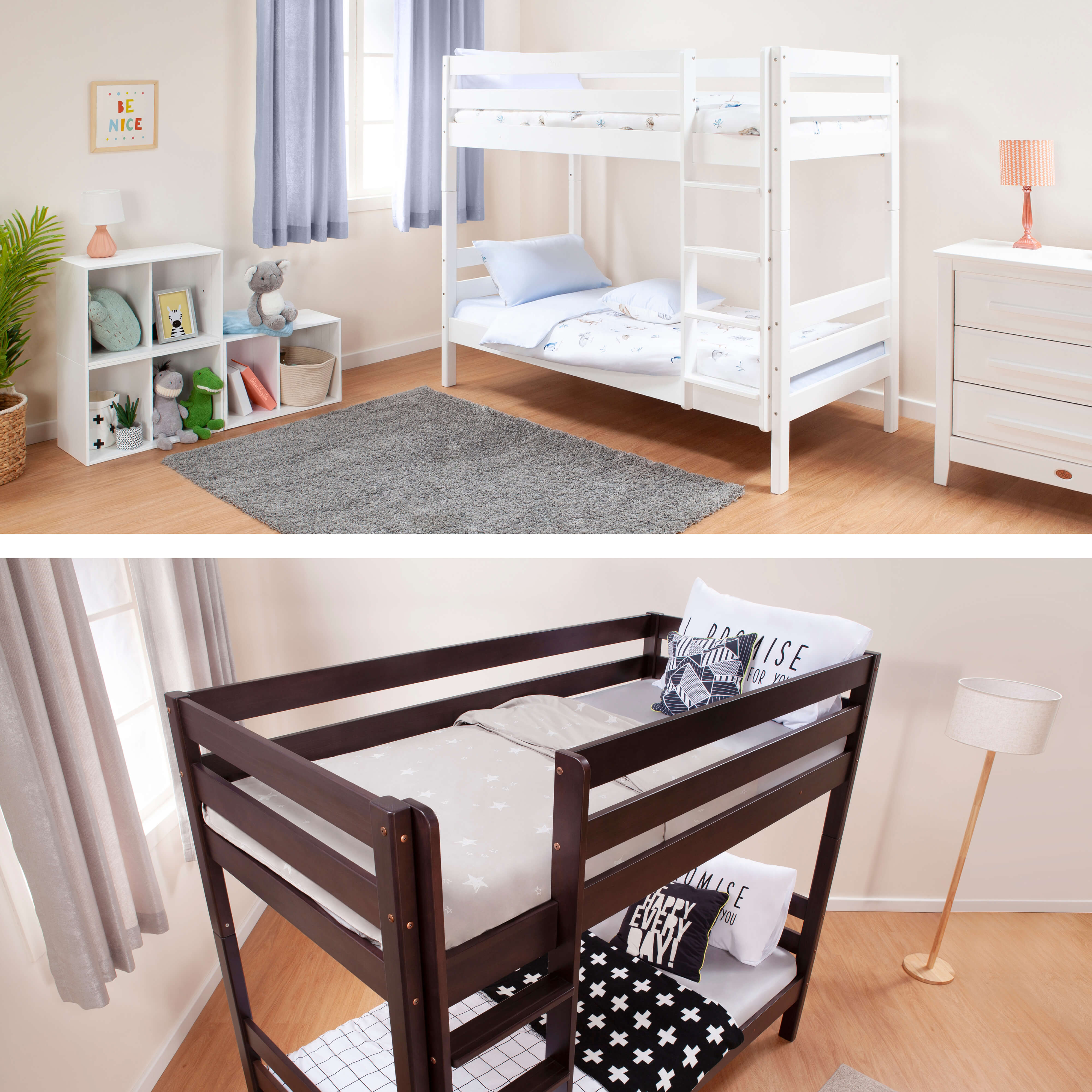 Lifestyles of Scout Single Bunk Bed