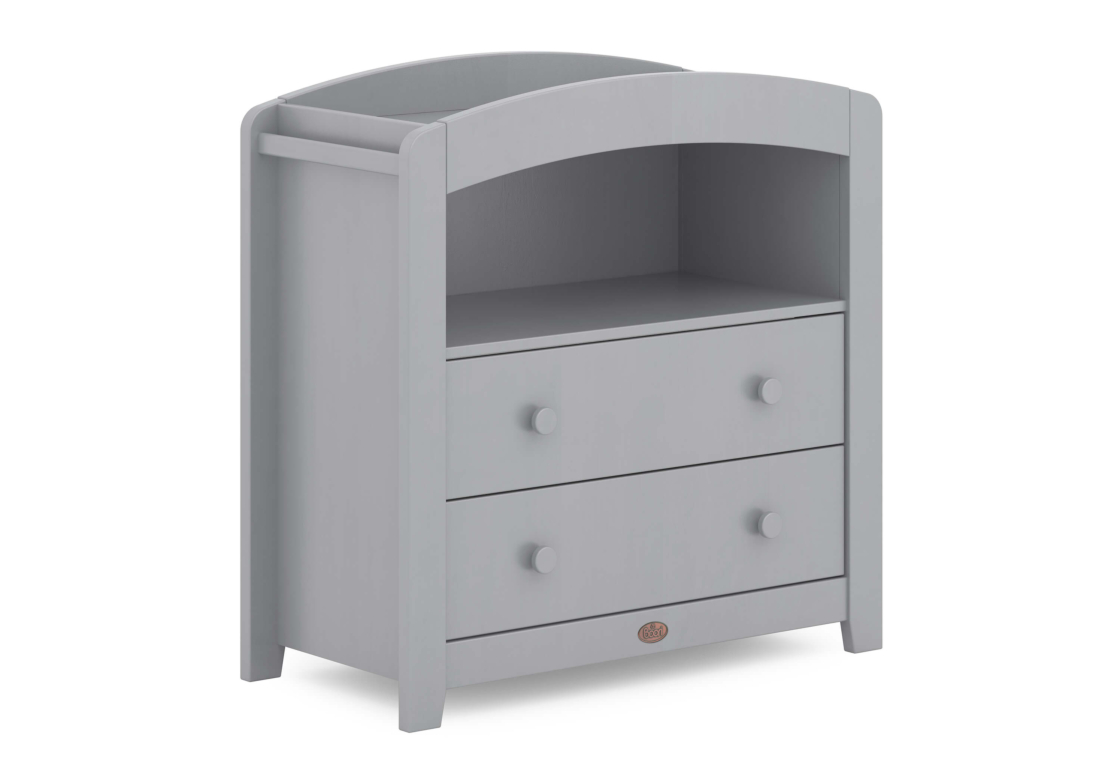 Curved 2 Drawer Chest Changer