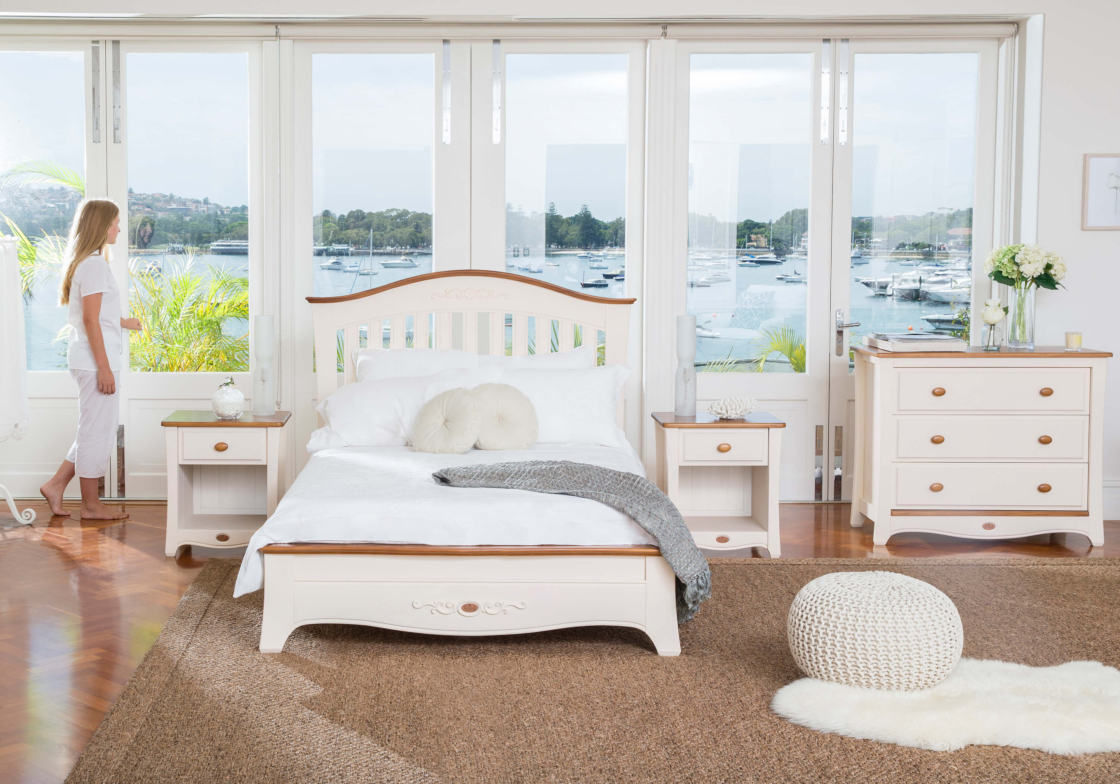 Provence Double Bed