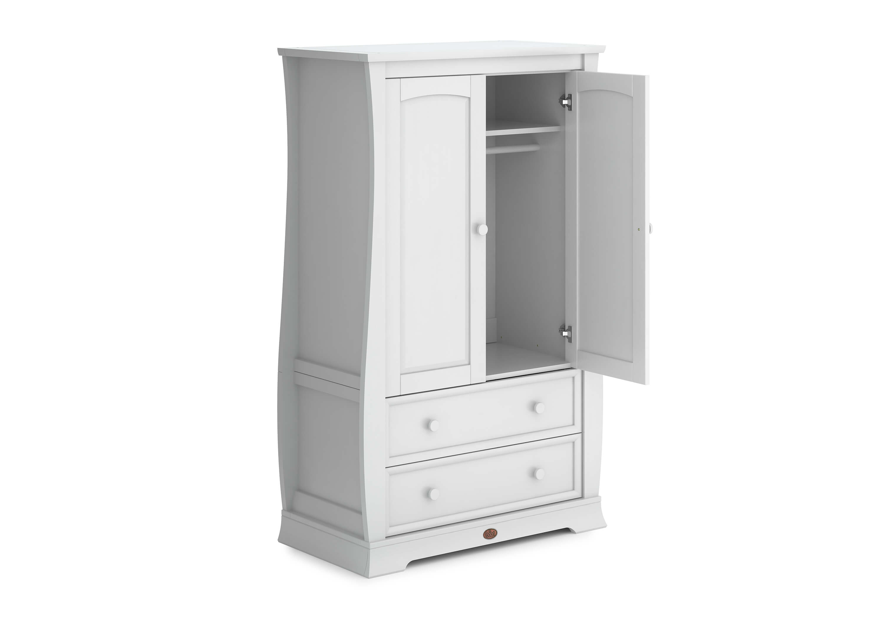 Sleigh Royale 3 Piece Room Set With