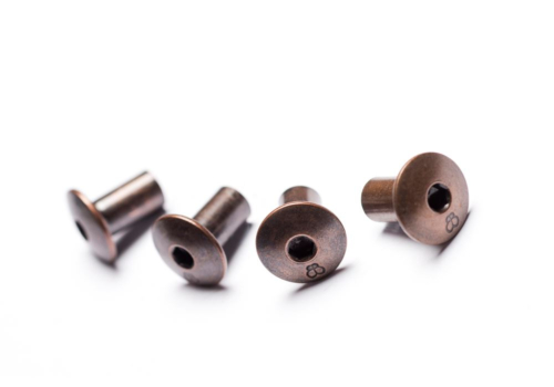 Capping Nuts