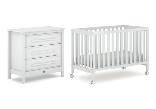 Heron 2 Piece Nursery Furniture Set (with Chest)