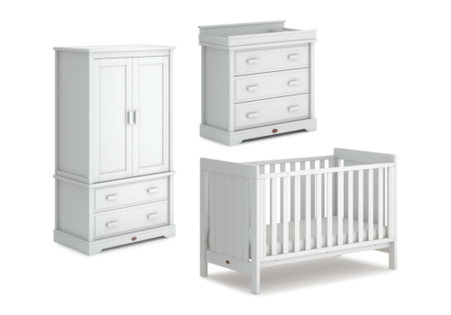 Noosa 3 Piece Nursery Furniture Set (with Dresser)