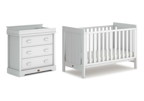 Noosa 2 Piece Nursery Furniture Set (with Dresser)