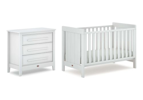 Noosa 2 Piece Nursery Furniture Set (with Chest)