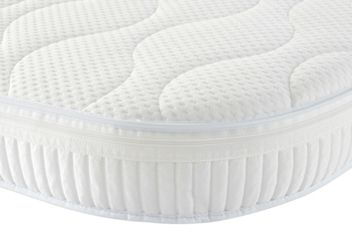 Premium Foam Oval Cot Mattress