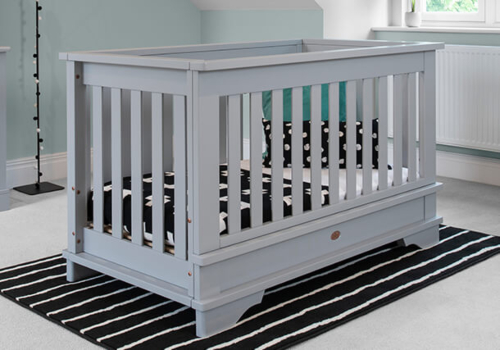 Eton Convertible Plus Cot Bed