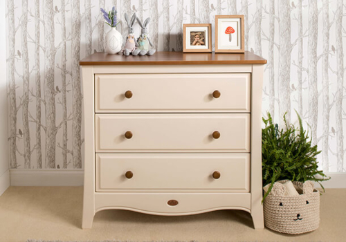 Provence Chest of Drawers Smart Assembly