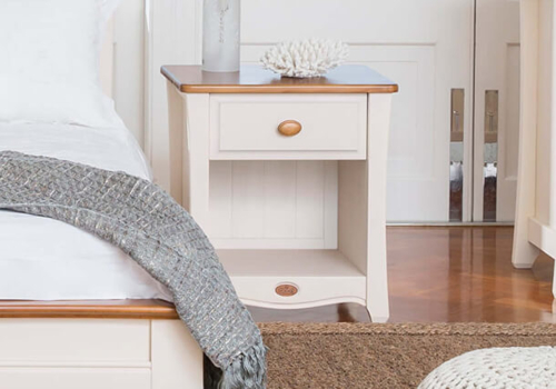 Provence Bedside Table