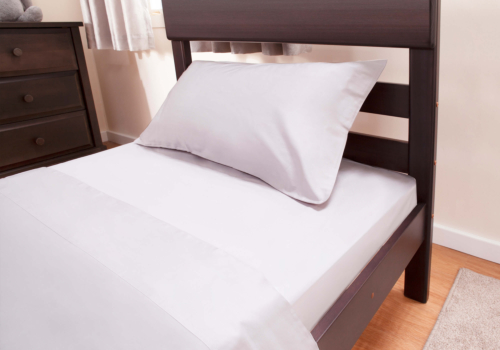 King Single Fitted Bed Sheet Set