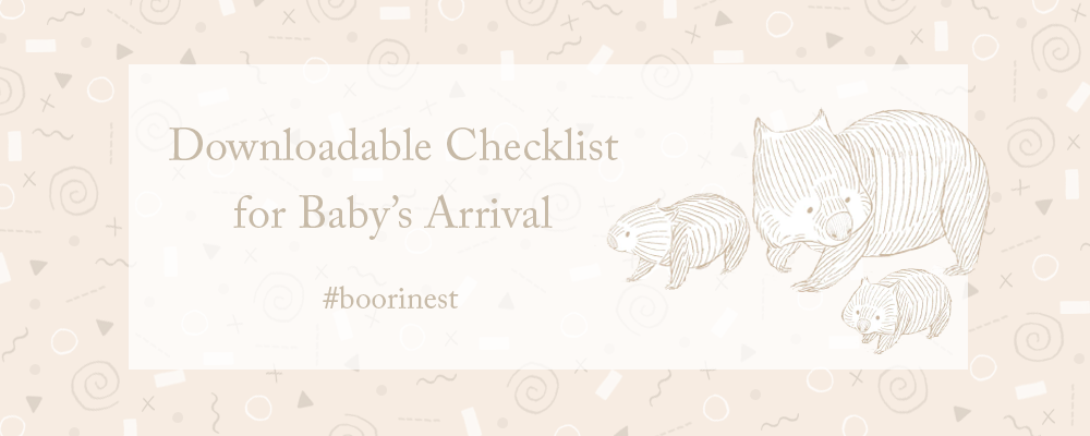What to Buy: The Ultimate Nursery Checklist