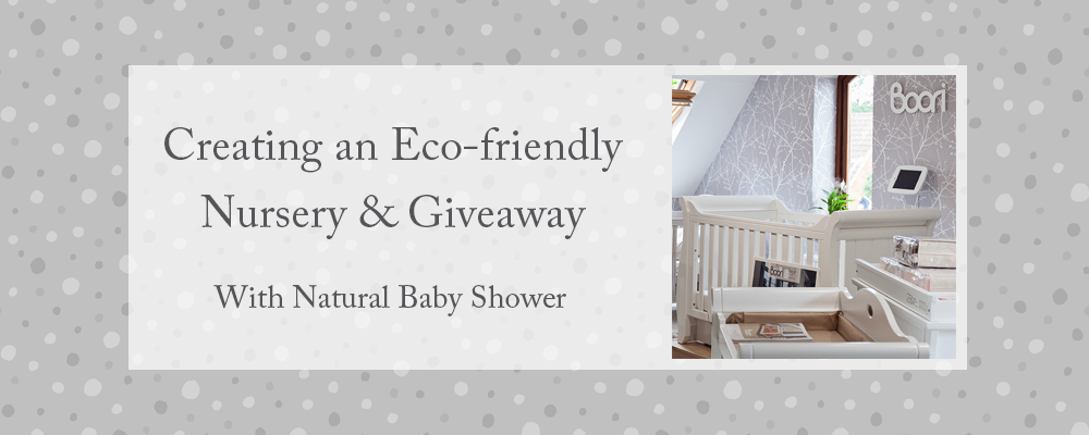Creating an Eco-friendly Nursery with Natural Baby Shower