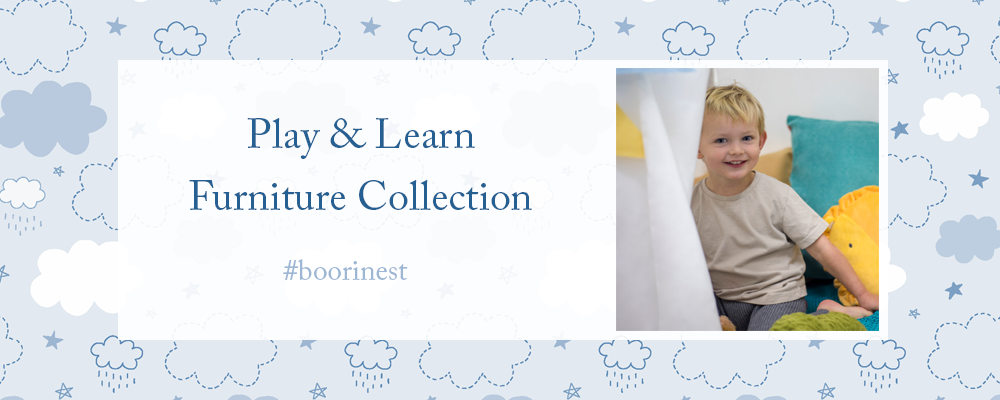 Introducing the Boori Play & Learn Collection