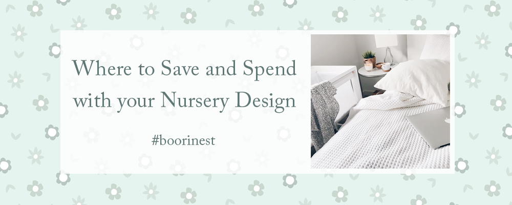Where to Save and Where to Splurge When Designing Your Nursery