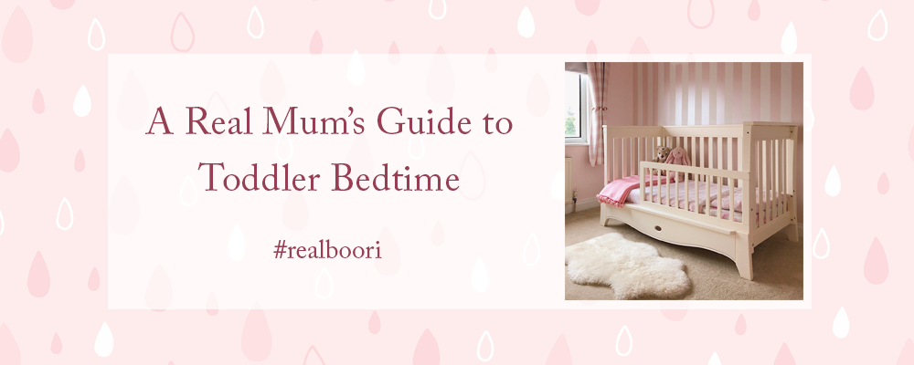 A Real Mum's Guide to Toddler Bedtime
