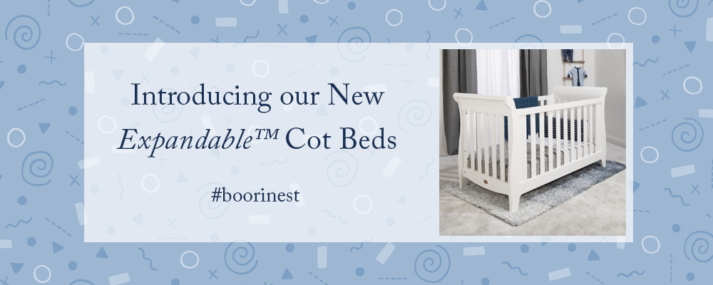 Introducing our New Generation of Expandable Cot Beds